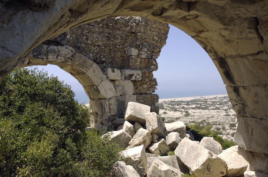 Patara Arches