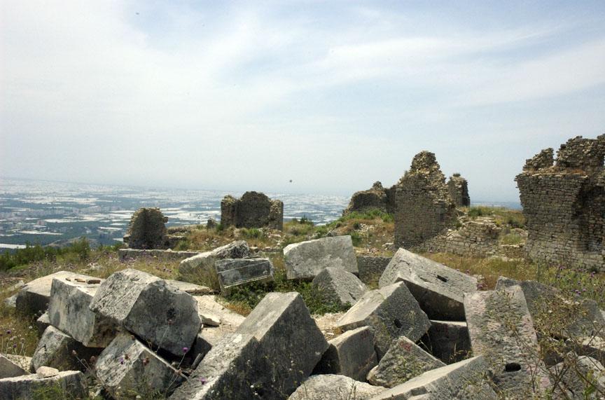 Opramoas' tomb