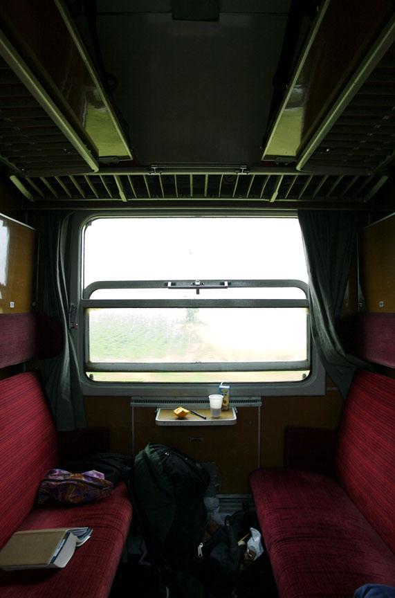 Bosphorus Express Couchette Car